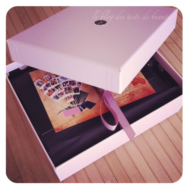 ma glossybox de janvier 2013 un monde de beaut les petits tests de lia. Black Bedroom Furniture Sets. Home Design Ideas