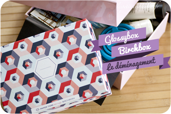 Bichbox Glossybox avis comparatif