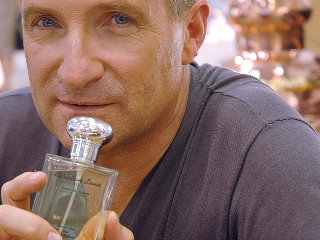 Christian Louis, maitre parfumeur