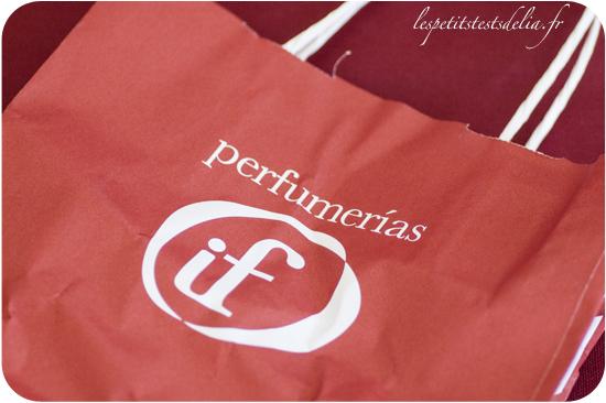 if parfumerias