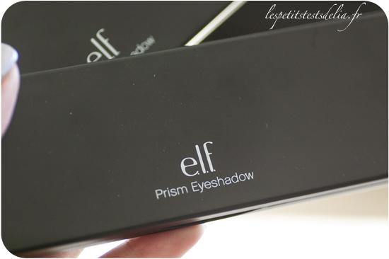 Palettes prisme de ELF Studio