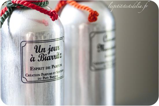 un jour à biarritz, parfum basque