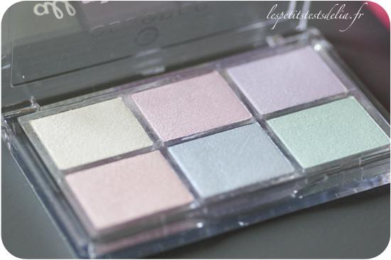 All about Candies de Essence palette