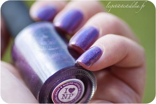Kings & Queens de ILNP I love nail Polish