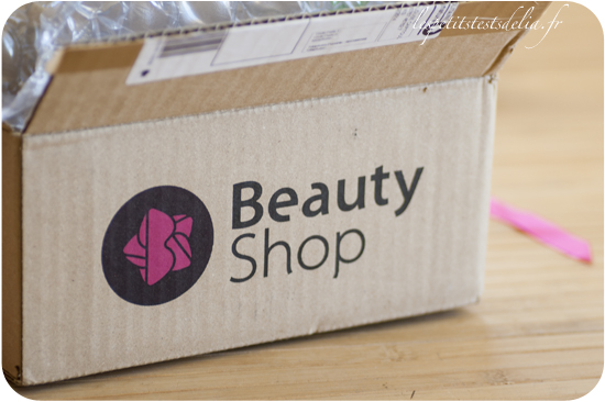 E-boutique Beauty Shop