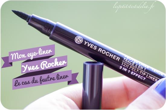 Mon eye-liner Yves Rocher