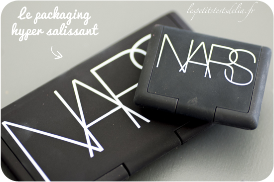 Palette And God created the woman de Nars