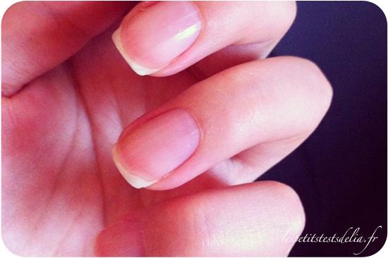 ongles Les Petits Tests de Lia