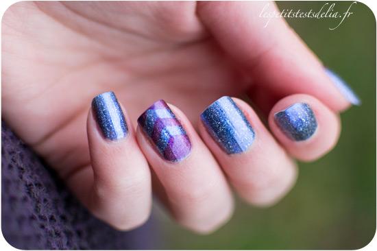 nail art anniversaire