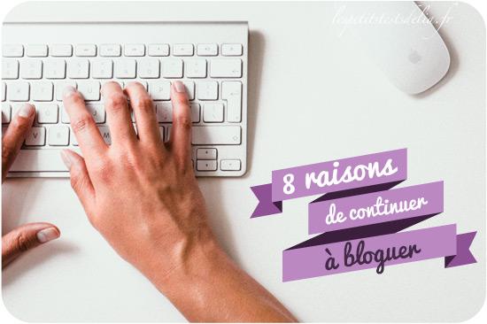 les bonnes raisons pour bloguer