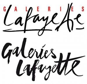 Nouveau logo Galeries Lafayette