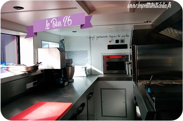 Zodio journée blogueuses - Le bus 26