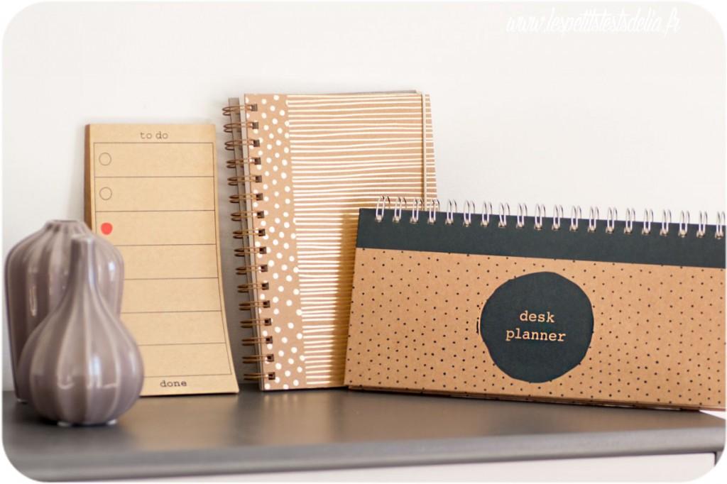 papeterie Hema Desk Planner