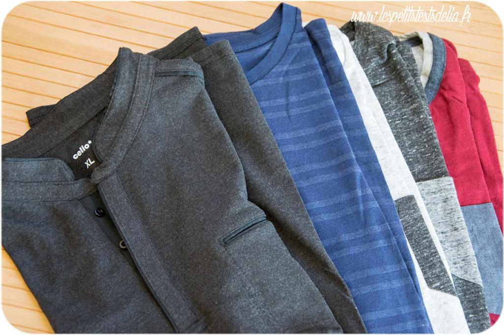 Celio soldes 2016 Tshirts et polos