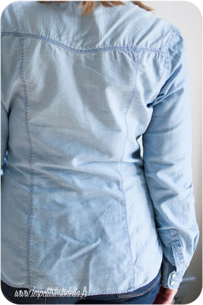 chemise promod mode