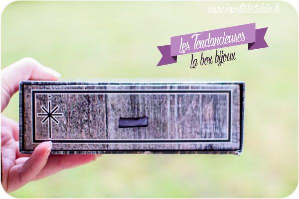 Box bijoux français Les tendancieuses