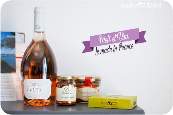 La box culinaire 100% française