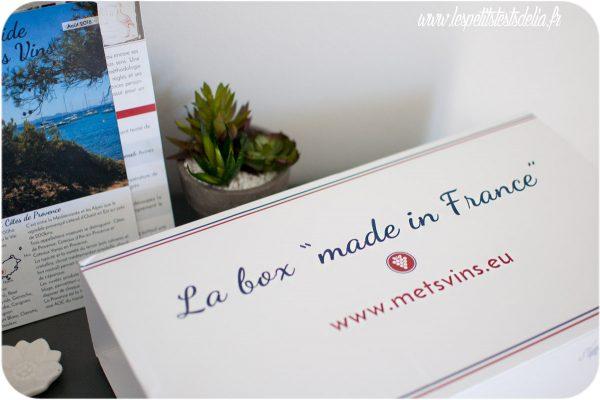 La box cuisine du fabriqué en France