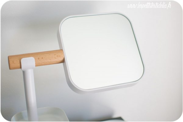 Miroir grossissant Umbra Zodio maquillage