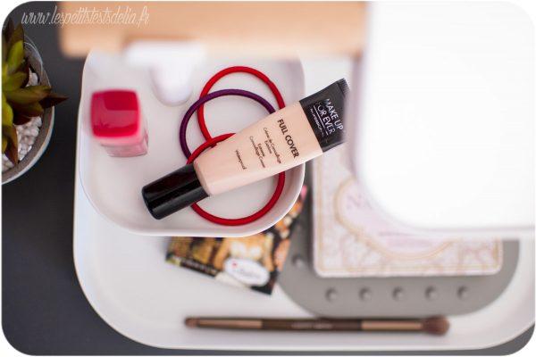 Rangement maquillage Zodio Umbra