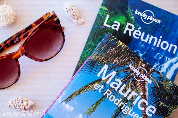 Voyage La Réunion et Ile Maurice Lonely Planet